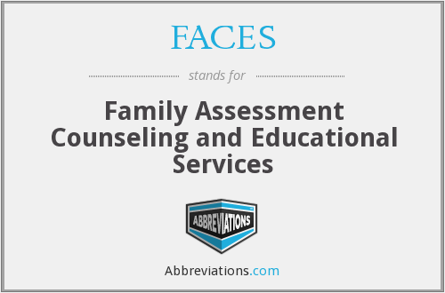 FACES - Family Assessment Counseling and Educational Services