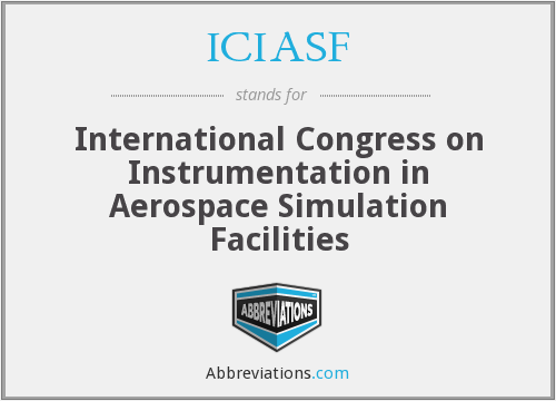 What does ICIASF stand for?
