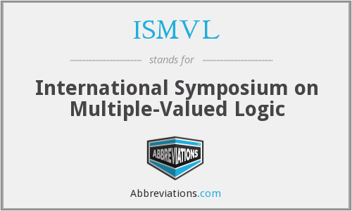 ISMVL - International Symposium on Multiple-Valued Logic