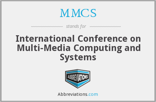 What does MMCS stand for?