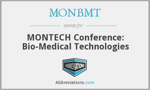 What does MONBMT stand for?