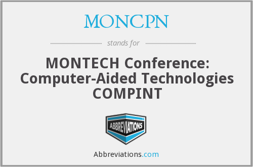 What does MONCPN stand for?