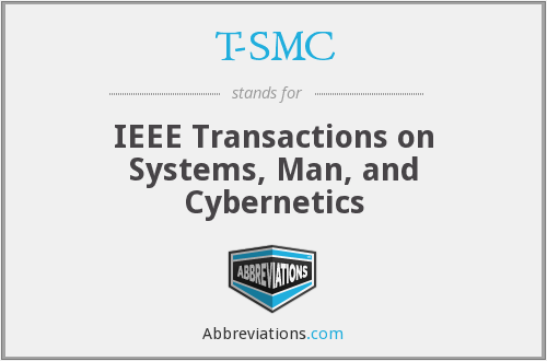 T-SMC - IEEE Transactions on Systems, Man, and Cybernetics