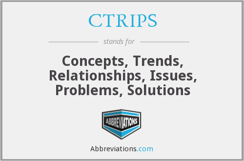 What does CTRIPS stand for?