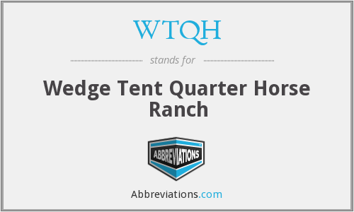 What does WTQH stand for?