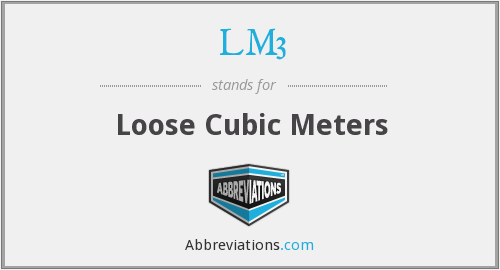 What does LM3 stand for?