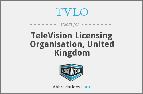 What does TVLO stand for?