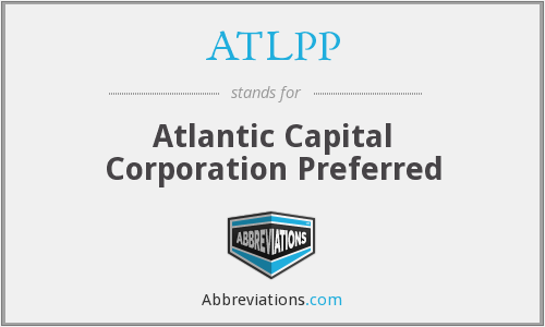 What does ATLPP stand for?