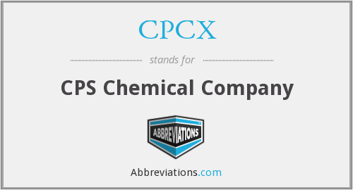What does CPCX stand for?