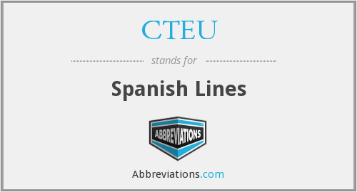 What does CTEU stand for?