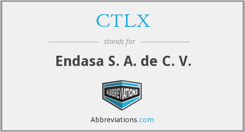 What does CTLX stand for?