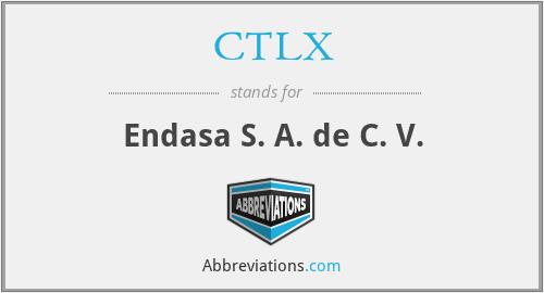 CTLX - Endasa S. A. de C. V.