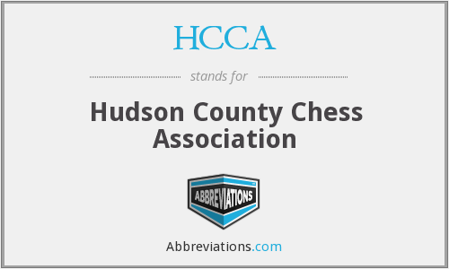 HCCA - Hudson County Chess Association