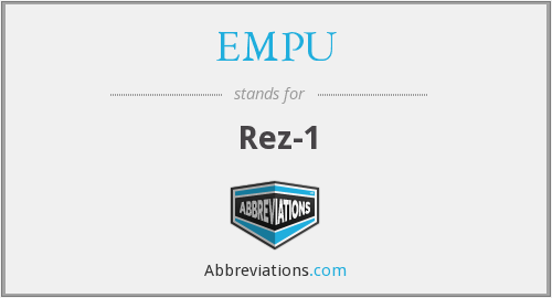What does EMPU stand for?