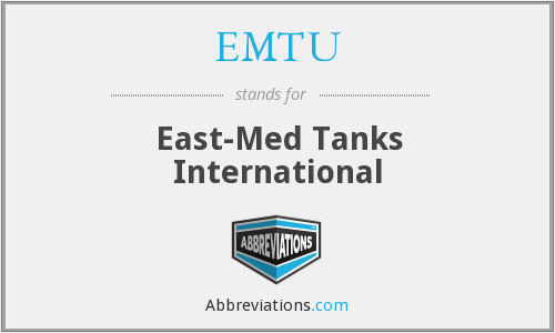 What does EMTU stand for?