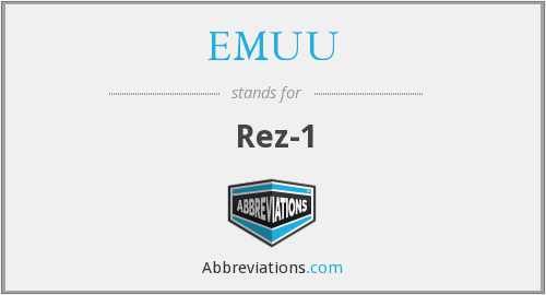 What does EMUU stand for?