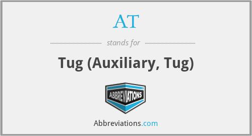AT - Tug (Auxiliary, Tug)