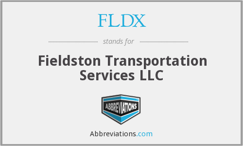What does FLDX stand for?