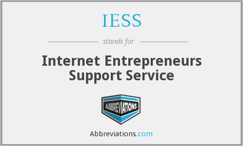 IESS - Internet Entrepreneurs Support Service