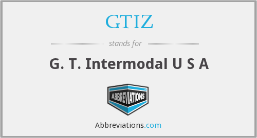 What does GTIZ stand for?