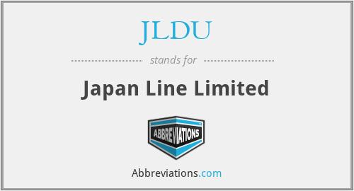 JLDU - Japan Line Limited