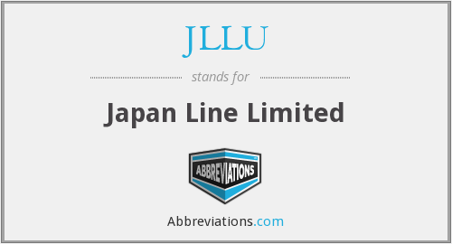 JLLU - Japan Line Limited