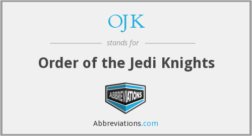 OJK - Order of the Jedi Knights