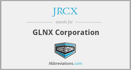 JRCX - GLNX Corporation