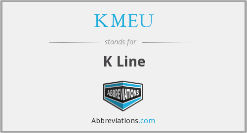What does KMEU stand for?