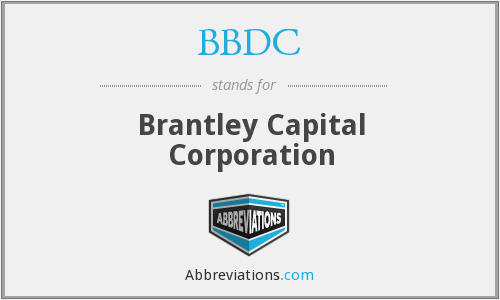 What does BBDC stand for?