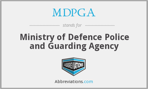 What does MDPGA stand for?