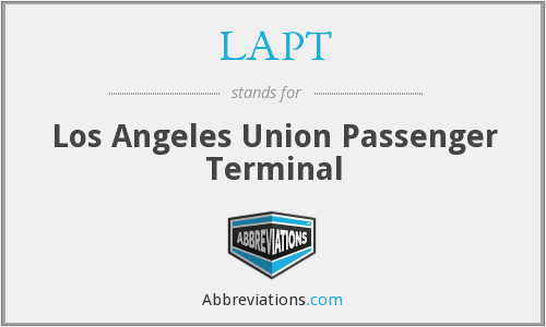 What does LAPT stand for?