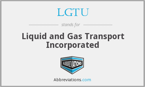 What does LGTU stand for?