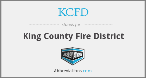 KCFD - King County Fire District