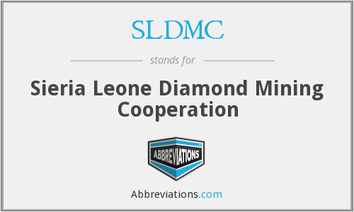 What does SLDMC stand for?