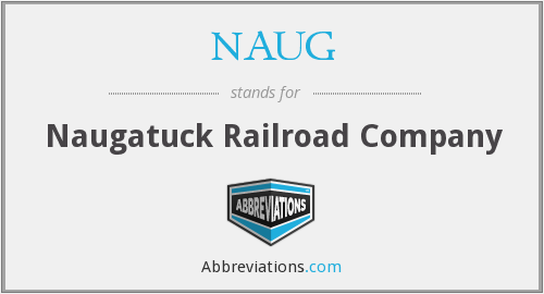 What does NAUG stand for?