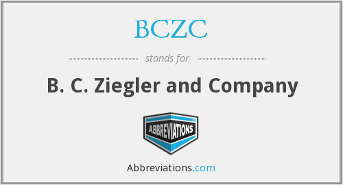 What does BCZC stand for?