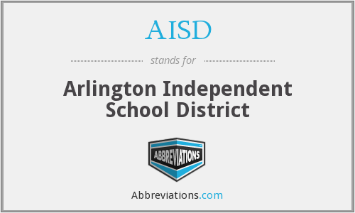 AISD - Arlington Independent School District