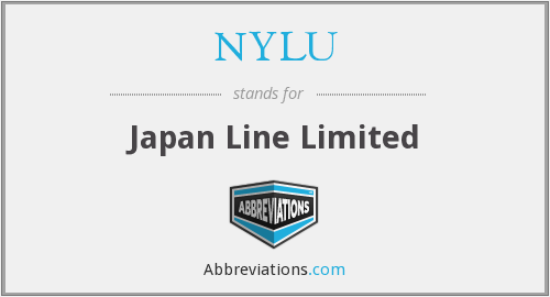 What does NYLU stand for?