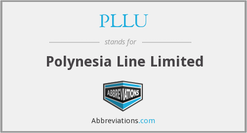 What does PLLU stand for?