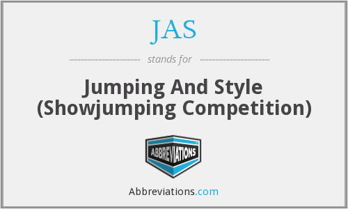 JAS - Jumping And Style (Showjumping Competition)