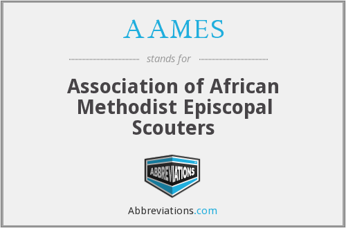 AAMES - Association of African Methodist Episcopal Scouters