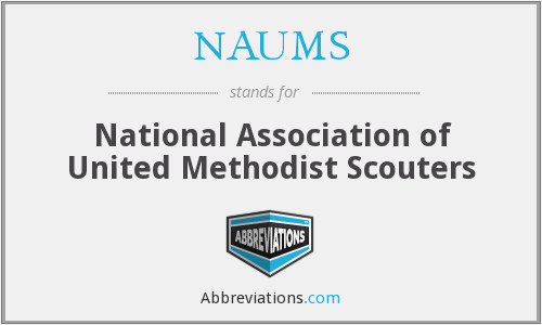 What does NAUMS stand for?