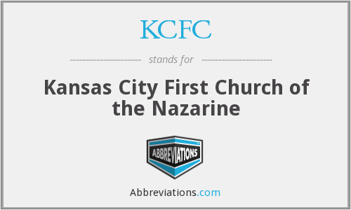 KCFC - Kansas City First Church of the Nazarine