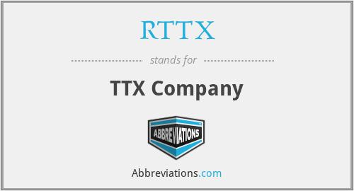 RTTX - TTX Company