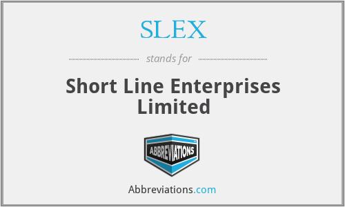 SLEX - Short Line Enterprises Limited