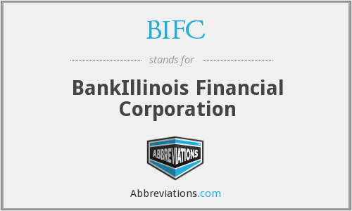What does BIFC stand for?
