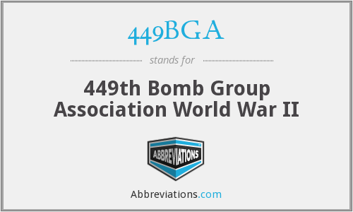 What does 449BGA stand for?