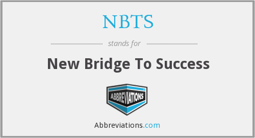 NBTS - New Bridge To Success
