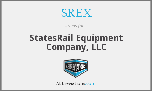 What does SREX stand for?